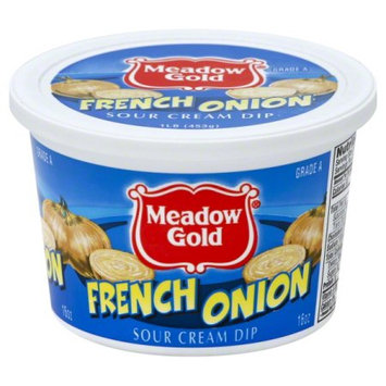 Dean Foods Meadow Gold French Onion Sour Cream Dip, 16 oz
