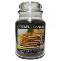 A Cheerful Candle CC58 MAPLE SYRUP PANCAKES 24OZ - Pack of 2
