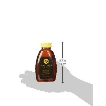 Desert Creek Honey Raw Texas Honey, Unfiltered,1 lbs (454g)