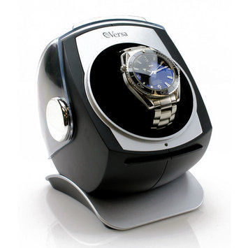 Versa Automatic Single Watch Winder - Black
