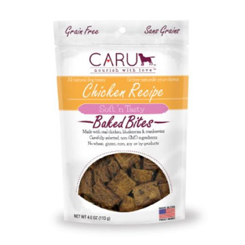 Caru Natural Bites - Chicken Recipe