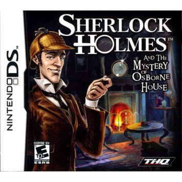 Misc Sherlock Holmes and The Mystery of Osbourne
