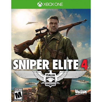 Rebellion Developments Ltd Sniper Elite 4 - Pre-Owned (Xbox One)