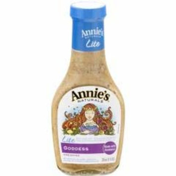 Annie's Homegrown- Lite Goddess Dressing (6-8 oz bottles)
