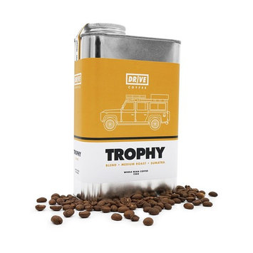 Drive Coffee - TROPHY - 12 ounce - Fresh Roasted, Single Origin Whole Bean Premium Coffee