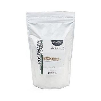 Spicely Organic Rosemary 1LB Bulk Certified Gluten Free