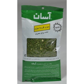AASAN Ghormeh Sabzi (Dehydrated Vegetables) 2.5 oz - Pack of 6