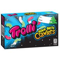 Ferrara Candy Company Trolli Holiday Sour Brite Crawlers Gummy Candy, 3 Ounce Box, Pack of 12