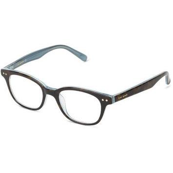 Kate Spade Women's Rebec Cat Eye Reading Glasses, 49mm [2 x]