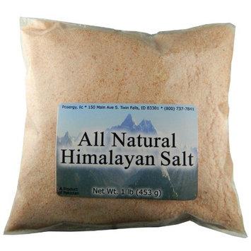 Unprocessed Fine Ground Himalayan Salt! 3lbs