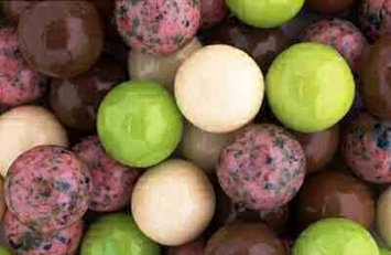 Candymachines Gumballs By The Pound - 1 Pound Bag of Ice Cream Sundae