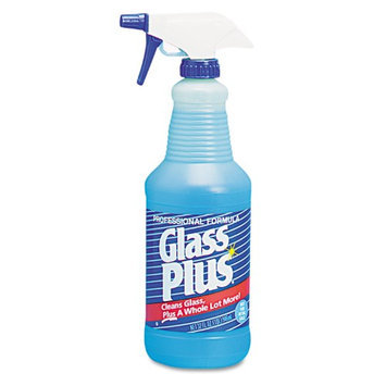 S.c. Johnson Glass Plus Glass Cleaner (Case of 12)