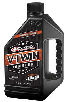 Maxima Oil V-twin 20w50 Quart 30-06901