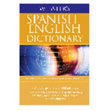 Bulk Buys Websters Spanish - English Dictionary - Case of 48