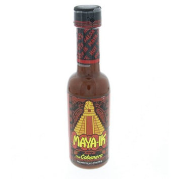 Alimenticios Centroamericanos Maya-IK Cobanero Pepper Hot Sauce 5.45iz - Salsa de Chile Cobanero (Pack of 1)