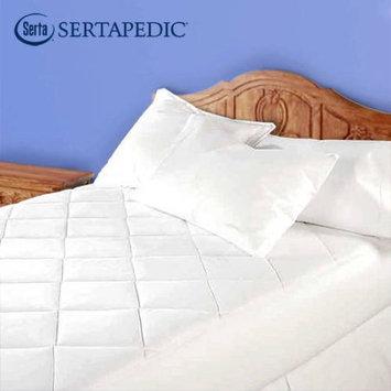 Springs Global Sertapedic Ultimate Protection Mattress Pad