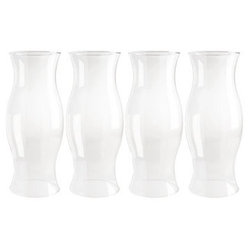 Libbey Hurricane Shade, 4&quot, 4/Pack