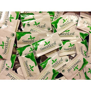 SweetLeaf Organics Sweetener, 1000 Count