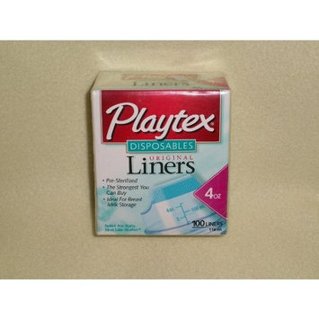 Playtex Disposable Original Liners *100 Count*
