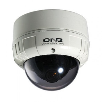 CNB OEM VCB 24VF Dome CCTV Security Camera 580 TVL, Blue-i DSP XWDR, ICR, 3D DNR, DSS, Dual Power, Dual Mount