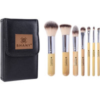 SHANY I Love Bamboo Seven Piece Petite Professional Brush Set
