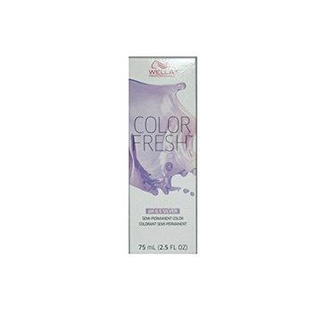 Wella Color Fresh Semi-Permanent Color 10/81 pH 6.5 Silver - Lightest Blonde/Pearl Ash (2.5 fl oz)
