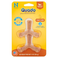 N-bone Nbone 115059 Quado In Peanut - Small, Pack - 2