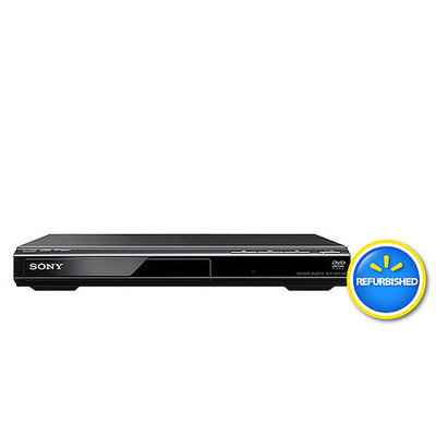 Sony DVP-SR210P DVD Player with Progressive Output, Refurbished
