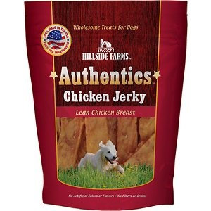 Hillside Farms Premium Chicken Jerky Treats 12 oz