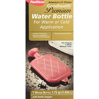 6 Pack Faultless Goodhealth Premium Water Bottle 2 Quart Each