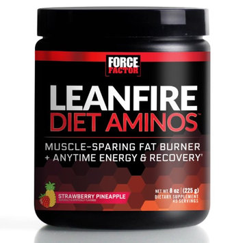 Force Factor LeanFire Diet Aminos - Strawberry Pineapple