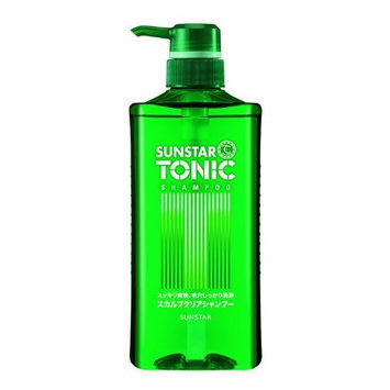SUNSTAR TONIC | Shampoo | Scalp Care 520ml (Japan Import)