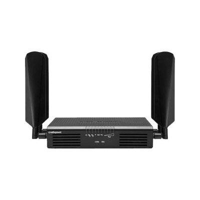 Cradlepoint Inc CradlePoint IEEE 802.11ac Cellular, Ethernet Modem/Wireless Router - 4G - LTE - 2.40 GHz ISM Band - 5 GHz UNII Band - 4 x Network Port - 1 x Broadband Port - Fast Ethernet - VPN Supported - Rack-mountable