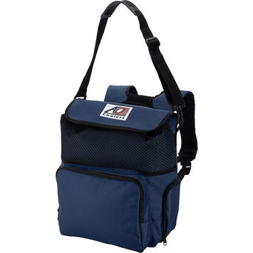 Ao Coolers Back Pack Cooler, Navy Blue