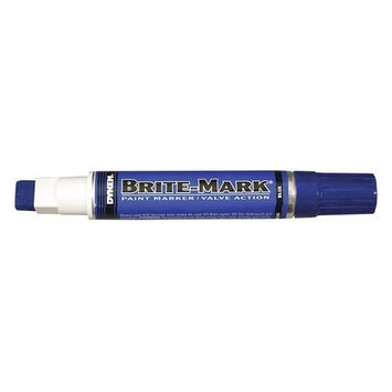 Dykem Industrial Paint Marker (Blue, 1/16in Tip). Model: 77001