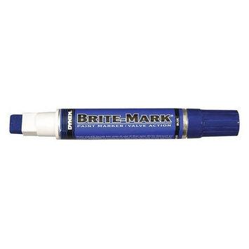 Dykem Industrial Paint Marker (Blue, 1/16in Tip). Model: 77001
