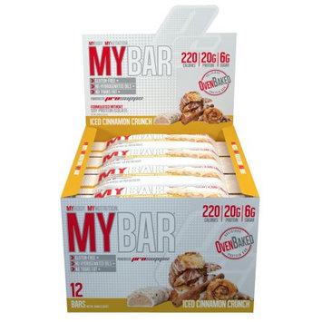 ProSupps My Bar, Iced Cinnamon Crunch, 12 Bars