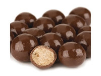 Bulk Foods Reduced Sugar Milk Chocolate Malt Balls 5 pounds