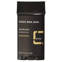 Every Man Jack Deod Stk Sandalwood by Every Man Jack