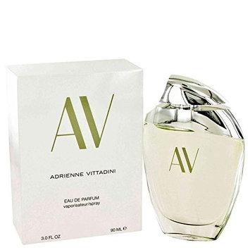 AV by Adrienne Vittadini Eau De Parfum Spray 3 oz for Women - 100% Authentic