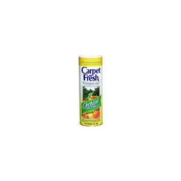 Carpet Fresh Rug & Room Deodorizer with Baking Soda, Orchard Nectar 14 oz (396 g)