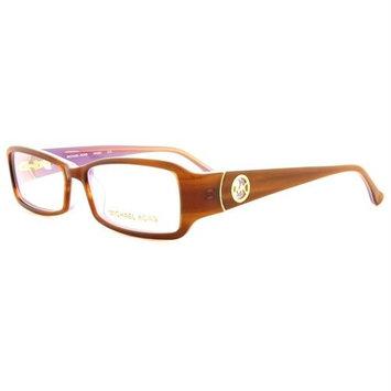MICHAEL KORS Eyeglasses MK693 210 Brown 53MM