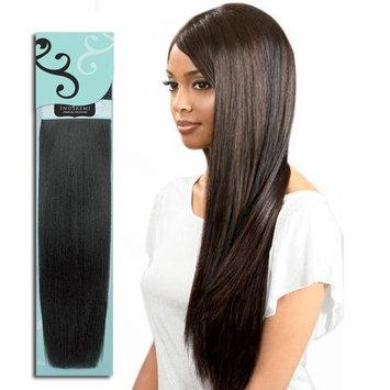 IndiRemi® Virgin Remi Hair Weave - NATURAL YAKY WEAVING 18
