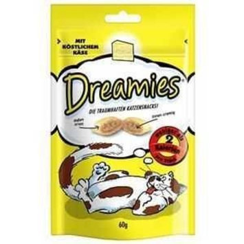 Dreamies Cat Treats 60G Cheese