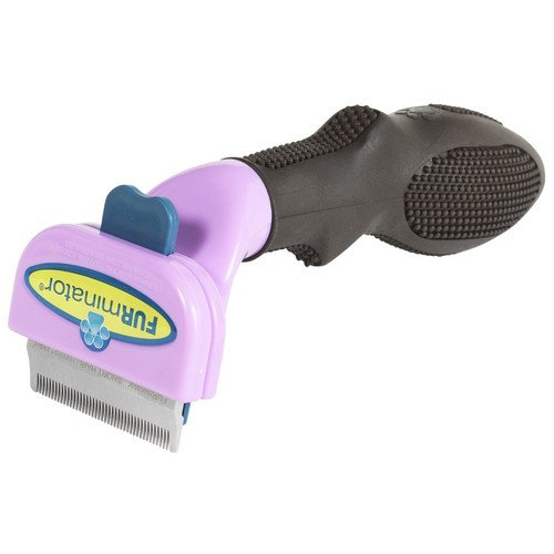 FURminator Short Hair Deshedding Tool for Small Cats.