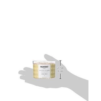 FALKSALT Smoke Natural Sea Salt (Flakes) 4.4 oz