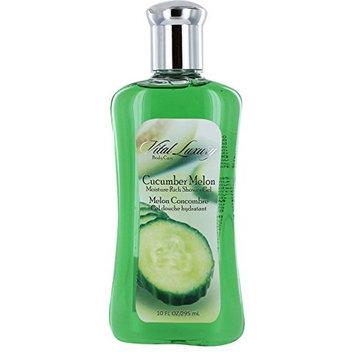 Vital Luxury Moisture Rich Shower Gel, Cucumber Melon, 10 Fluid Ounce