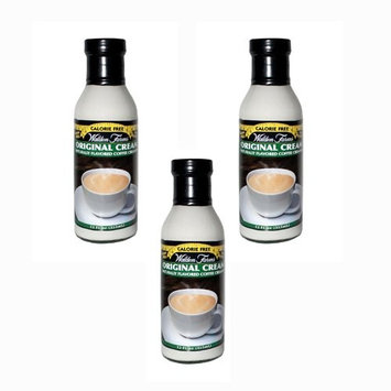WALDEN FARMS | Gluten Free Coffee Creamer-Original 4 Oz[3 PACK]