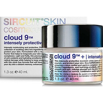 Sircuit Skin - CLOUD 9+ Intensely Protective Moisture Creme, 1.3 oz.
