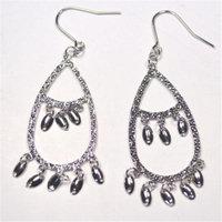 Merit 18122 925 Silver Earring